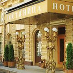Гостиницы Заречного