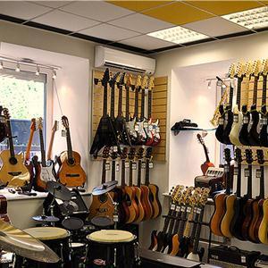 Музыкальные магазины Заречного