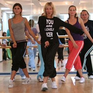 Школы танцев Заречного