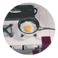 Пять звёзд - иконка «кухня» в Заречном